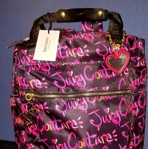 Brand new with tags Juicy Couture backpack